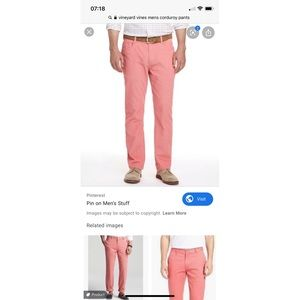 Vineyard Vines Men's Club Pants